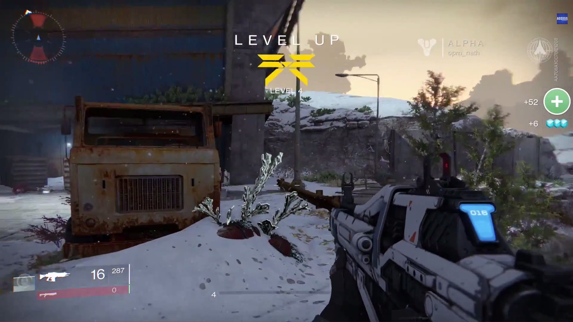 Ps4 Games Science Fiction : Destiny ps game gameplay popup ui interface flat