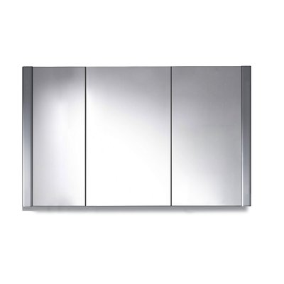 Duravit Lm Aluminium Mirror Cabinet Mirror Cabinets Modern
