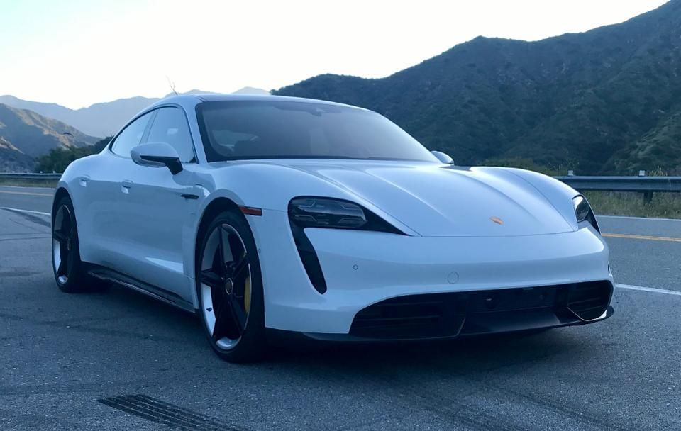 Porsche Taycan Turbo S Mountain Drive If This Is The Future I Want To Live Forever Porsche Taycan Turbo S Porsche