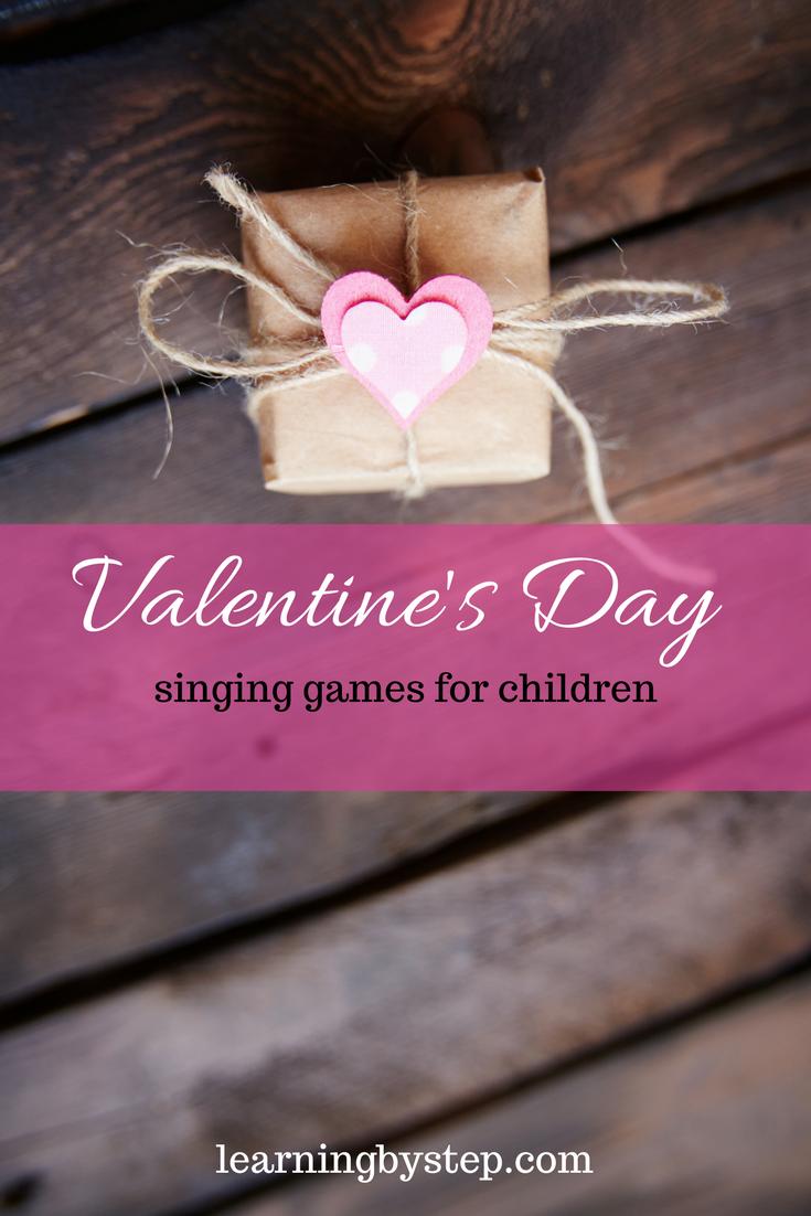 Singing valentine song ideas
