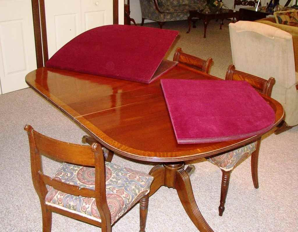 Dining Room Pads For Table 50 Dining Room Table Pad Protector  Modern Vintage Furniture