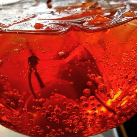 #SoberLife 8 Oz. Red Bull 1 Oz Mnt. Dew 1 Oz Cherry Juice with 3-5 Cherries added.