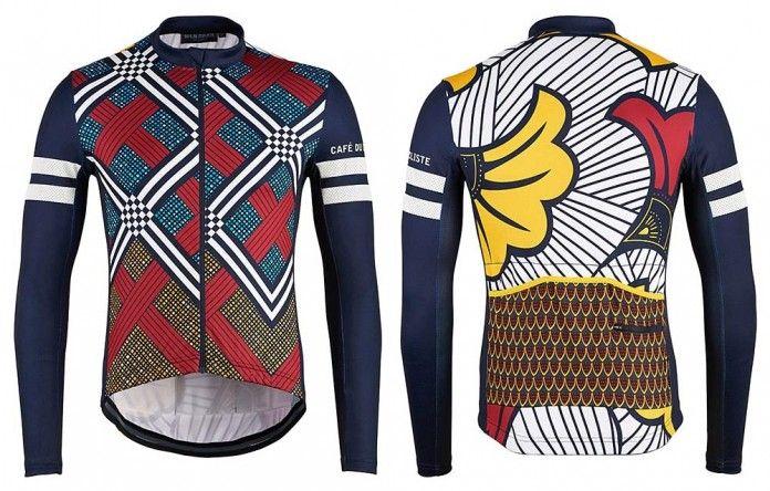 Men s Cycling Jersey Farah Boubou Bamako  7aea64bec