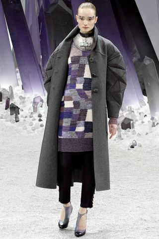Chanel Fall 2012 these jackets are so amazing!