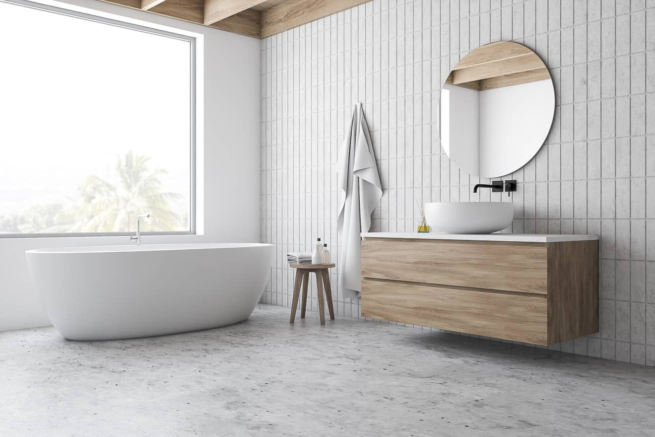 Badezimmer Trends 2020 Fur Maximales Wohlgefuhl In 2020 Badezimmer Trends Badezimmer Fliesen Badezimmer