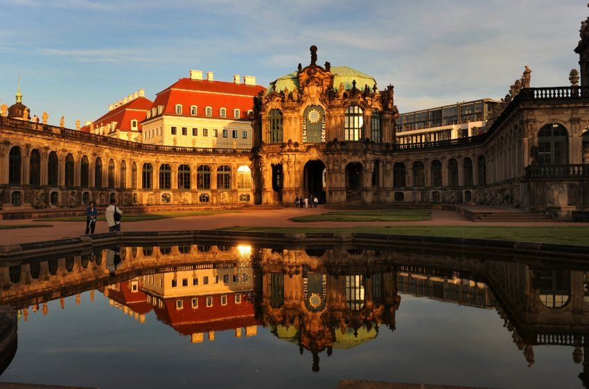 Lonely Planet Top 500 Deutsch Der Spiegel Reise Lonely Planet Dresdner Zwinger Reisen