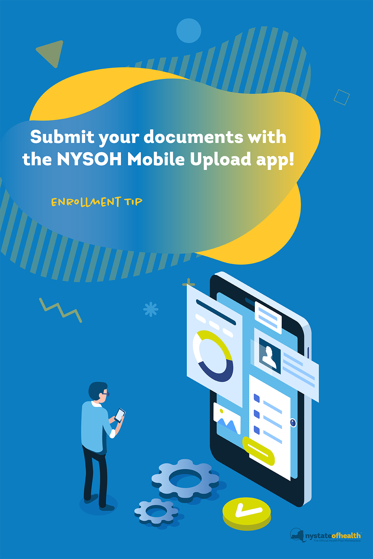 Download The Nysoh Mobile Upload App In 2020 Health Plan Health