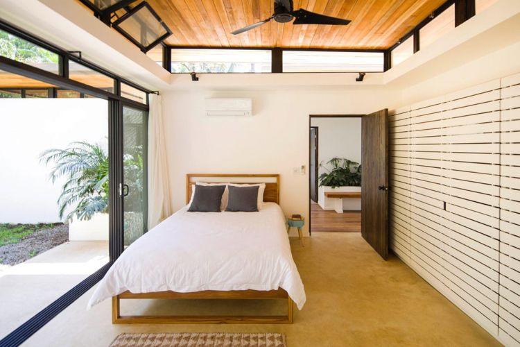 exotisch urlaub ferien costa rica schlafzimmer weiss Wohnideen - wohnideen fur schlafzimmer designs