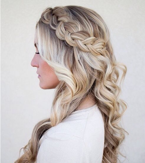 Pin by Hailey Huberty on Hair   Pinterest   Hair style, Pageant ...