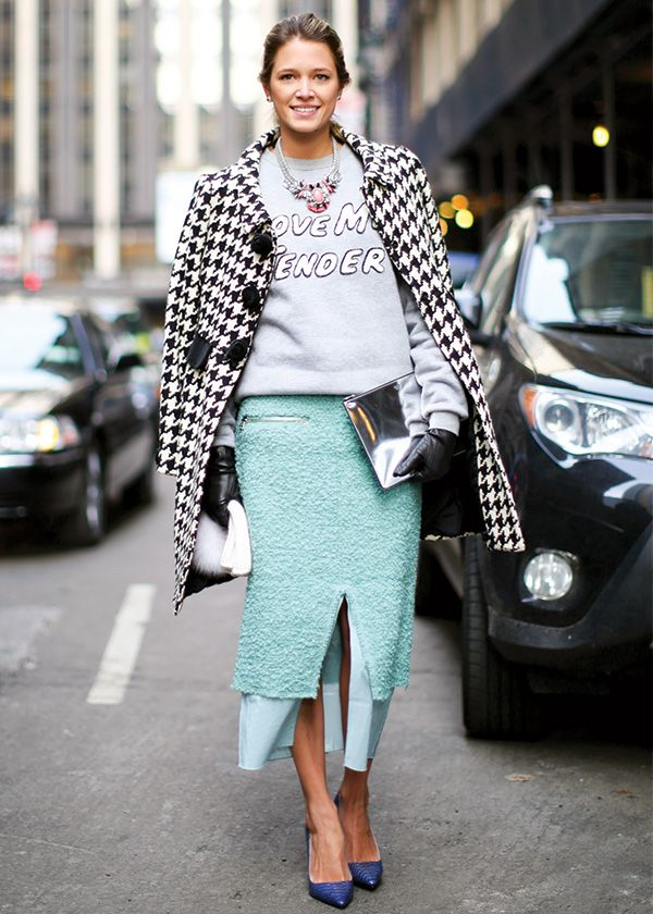 Street style: best of necklace / Street style: les colliers en vedette