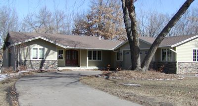Exterior Facelift Rambler After Remodel Home Additions House Exterior