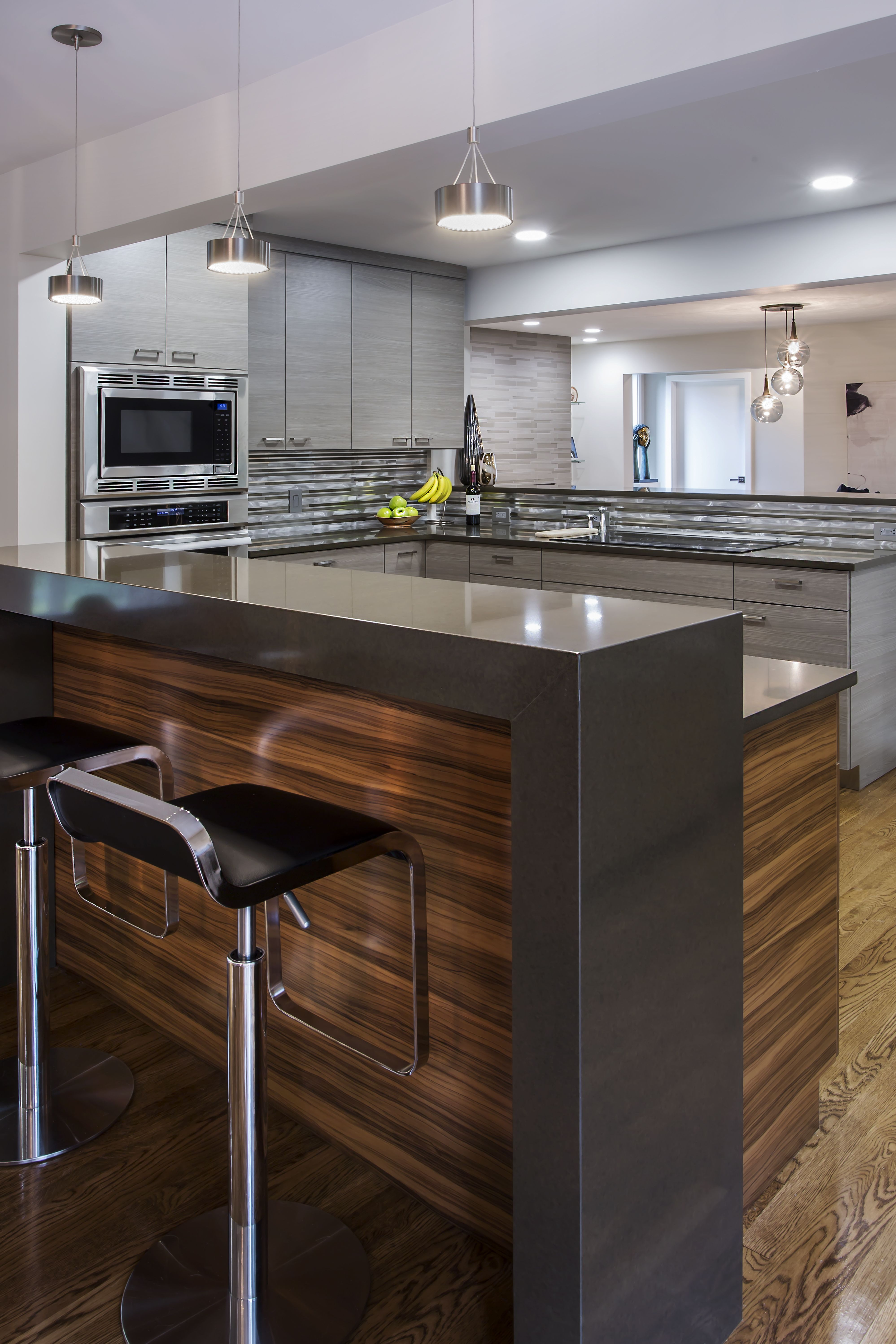 modern kitchen remodeling project by vmax llc in richmond va | vmax