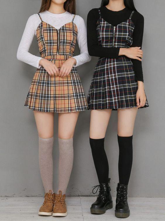 Tolle neue koreanische Damenmode-Hacks 4401713502 #koreanfashionoutfits #koreanstyleclothing