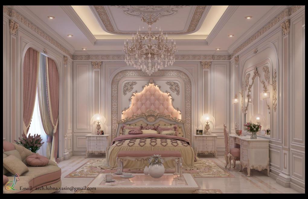 lubna — Luxury bedroom in UAE /dubai #rich #girl #bedroom ...