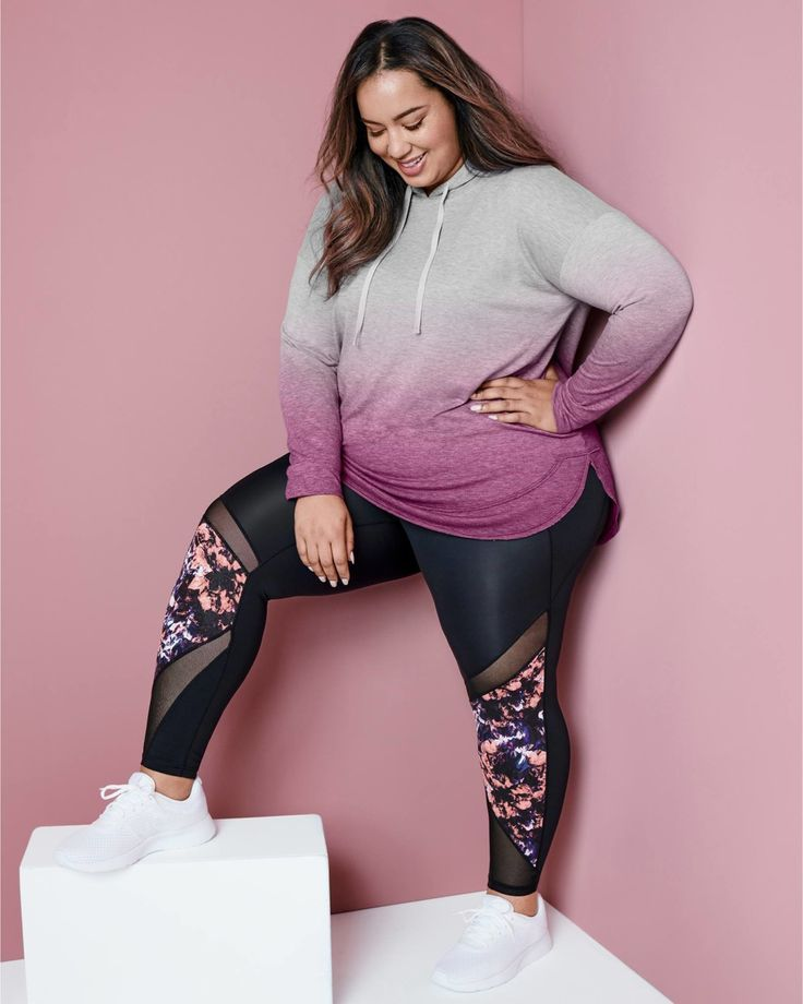 Photo of Where You Can Find Really Cute and Functional Plus Size ActiveWear!