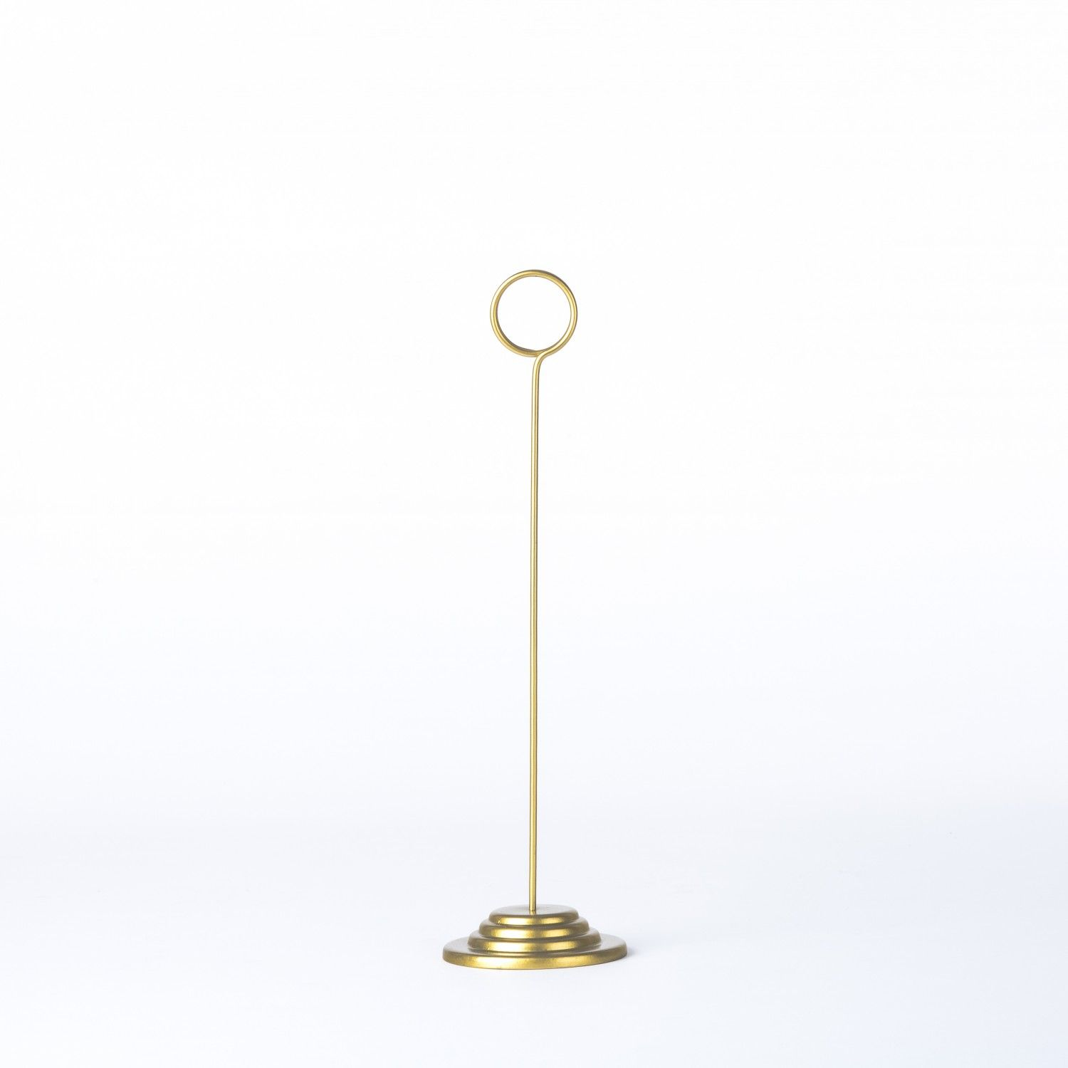 Table Number Holders Gold 12 Encore Events Rentals Table Number Holders Table Number Holders Diy Wedding Table Number Holders