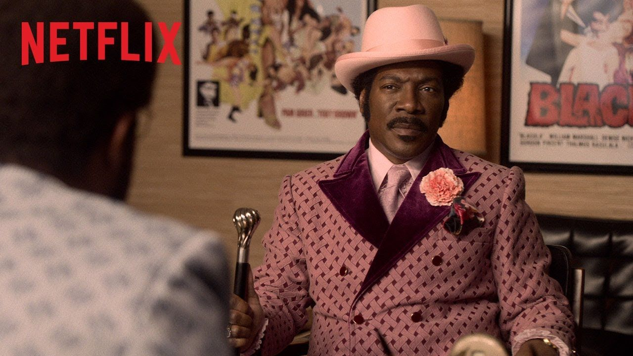 Dolemite is my name official trailer hd netflix