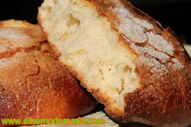 Pan de mosto