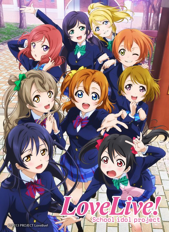 Love Live School Idol Project Genres Music Slice Of Life