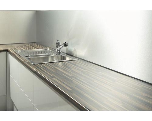 Küchenrückwand Piccante Alu 273 13,4x585x2960 mm in 2019 | Nische ...