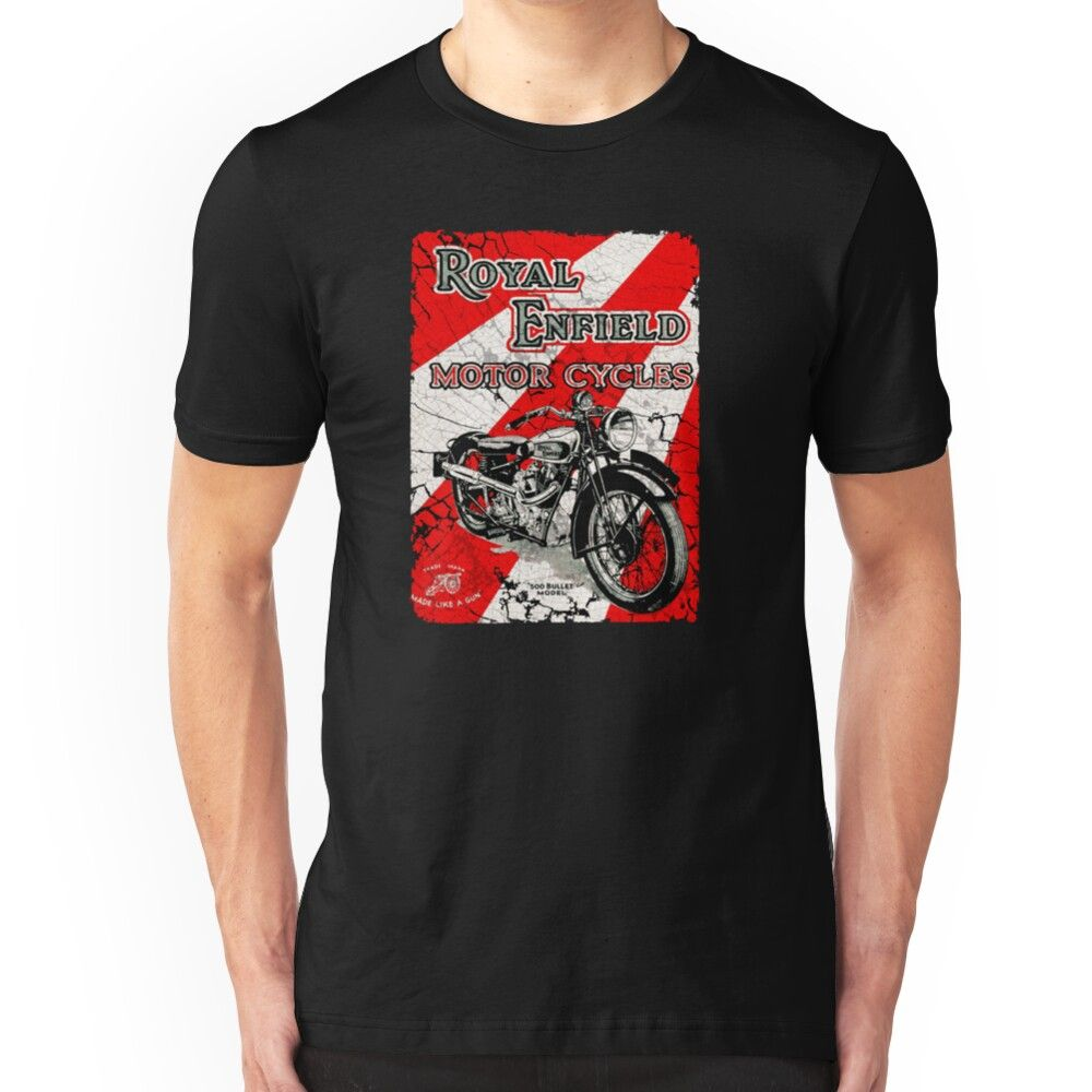 Photo of Royal Enfield Motorcycles Slim Fit T-Shirt