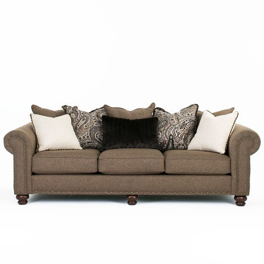 Phenomenal Buxton Living Room Collection Sofa In Brown Jeromes Pdpeps Interior Chair Design Pdpepsorg