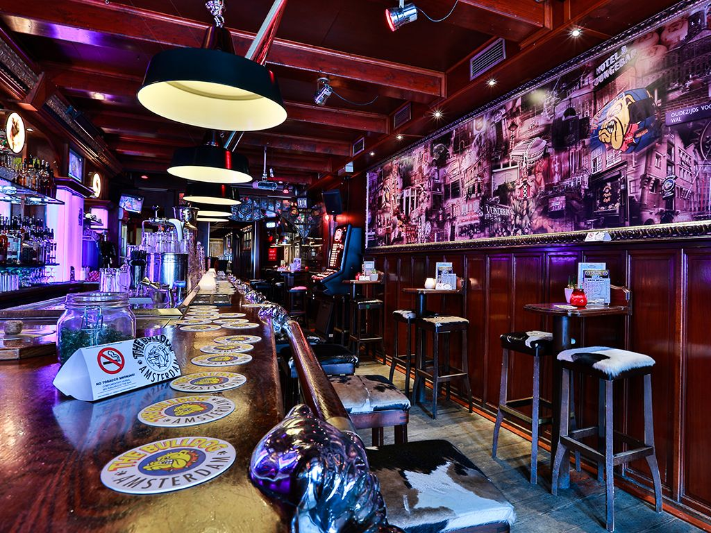 The Livingroom Of Amsterdam Coffeeshops Cafes Hotel