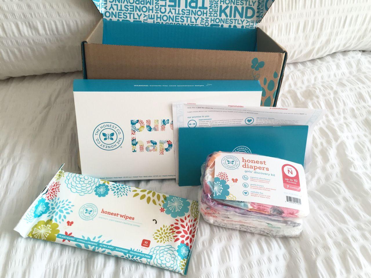 The Honest Company Free Trial Honest diapers, Honest