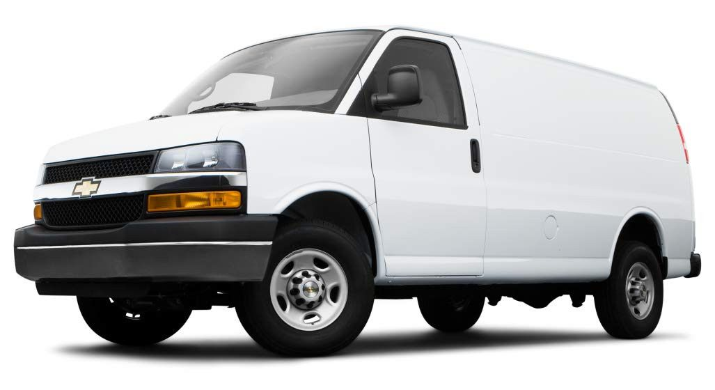 19 New 2019 Chevrolet Full Size Van Chevrolet Chevrolet Trax