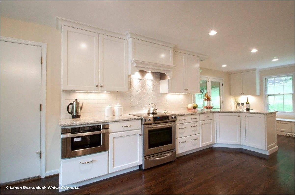 Image result for white cabinet granite brown countertops
