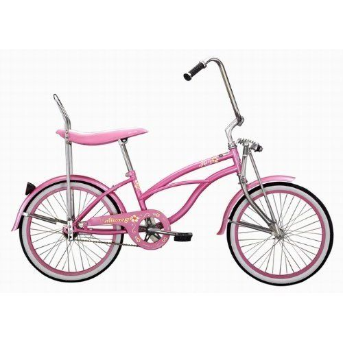 This Retro Pink Bike For Women And Girly Girls Rock I Love The