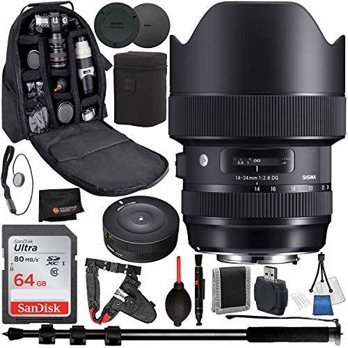 Release Docker With Rultor: Sigma 14-24mm F/2.8 DG HSM Art Lens For Nikon F DSLR