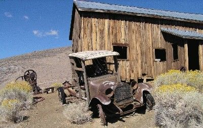 Abandoned Mines In Northern Nevada Zephyrs 187 Photo