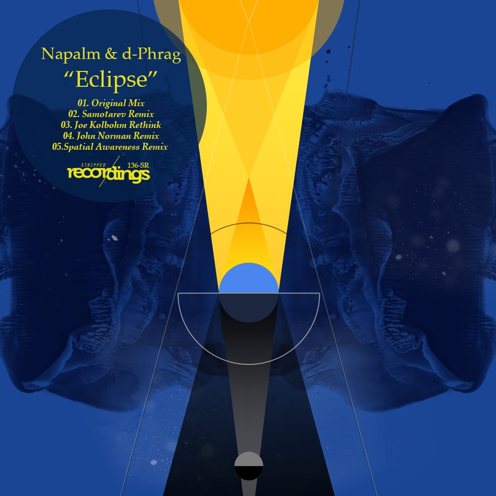 136-SR Napalm & d-Phrag | Eclipse | Stripped Recordings