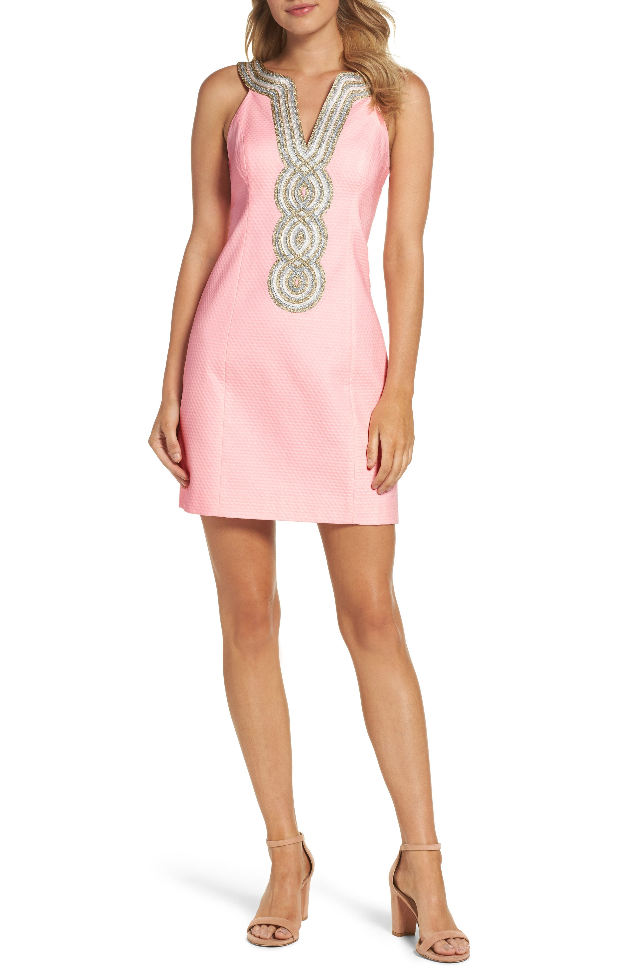 Valli Shift Dress by LIlly Pulitzer. Cute for summer parties or ...