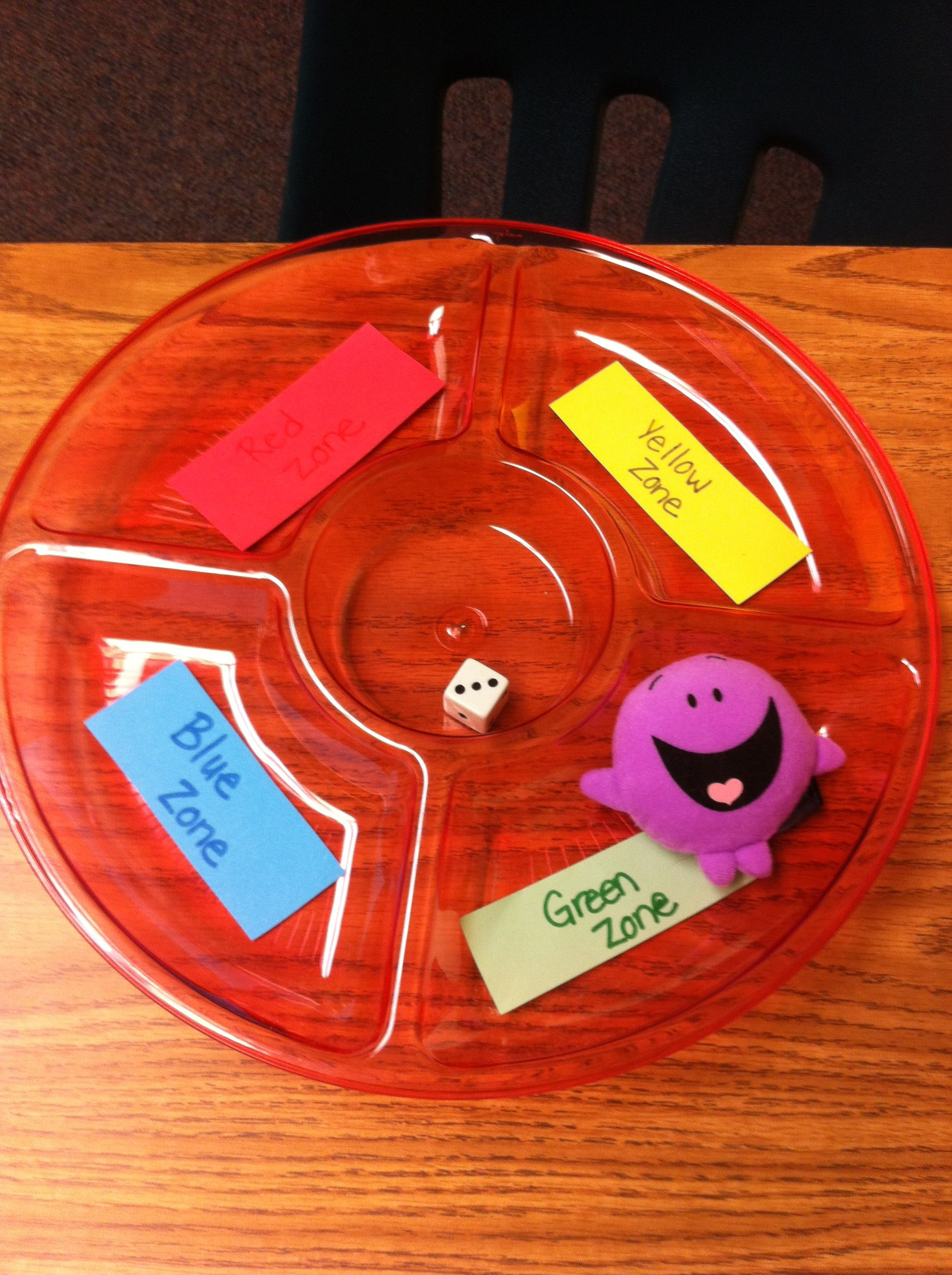 Zones Of Regulation And Building A Robust Emotion Activity