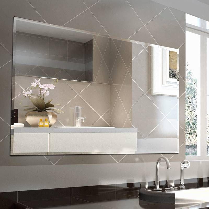 20 Besten Abgeschragter Kante Badezimmer Spiegel Konnen Sie Sich