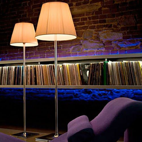 Flos Ktribe F3 Http Www Selecteddesign Com Blog Flos Ktribe F3 Lampade Da Terra Lampade Lampade Da Terra Design