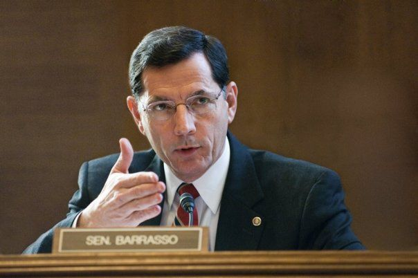 Is Wyoming Republican Senator Barrasso willing to colonize Wyoming with migrant workers? Sure sounds like it