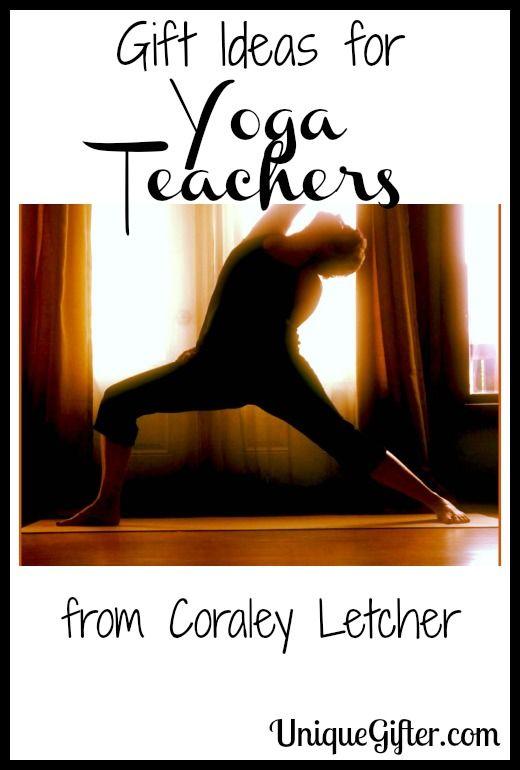 Gift Ideas For Yoga Teachers Teacher Birthday Gifts