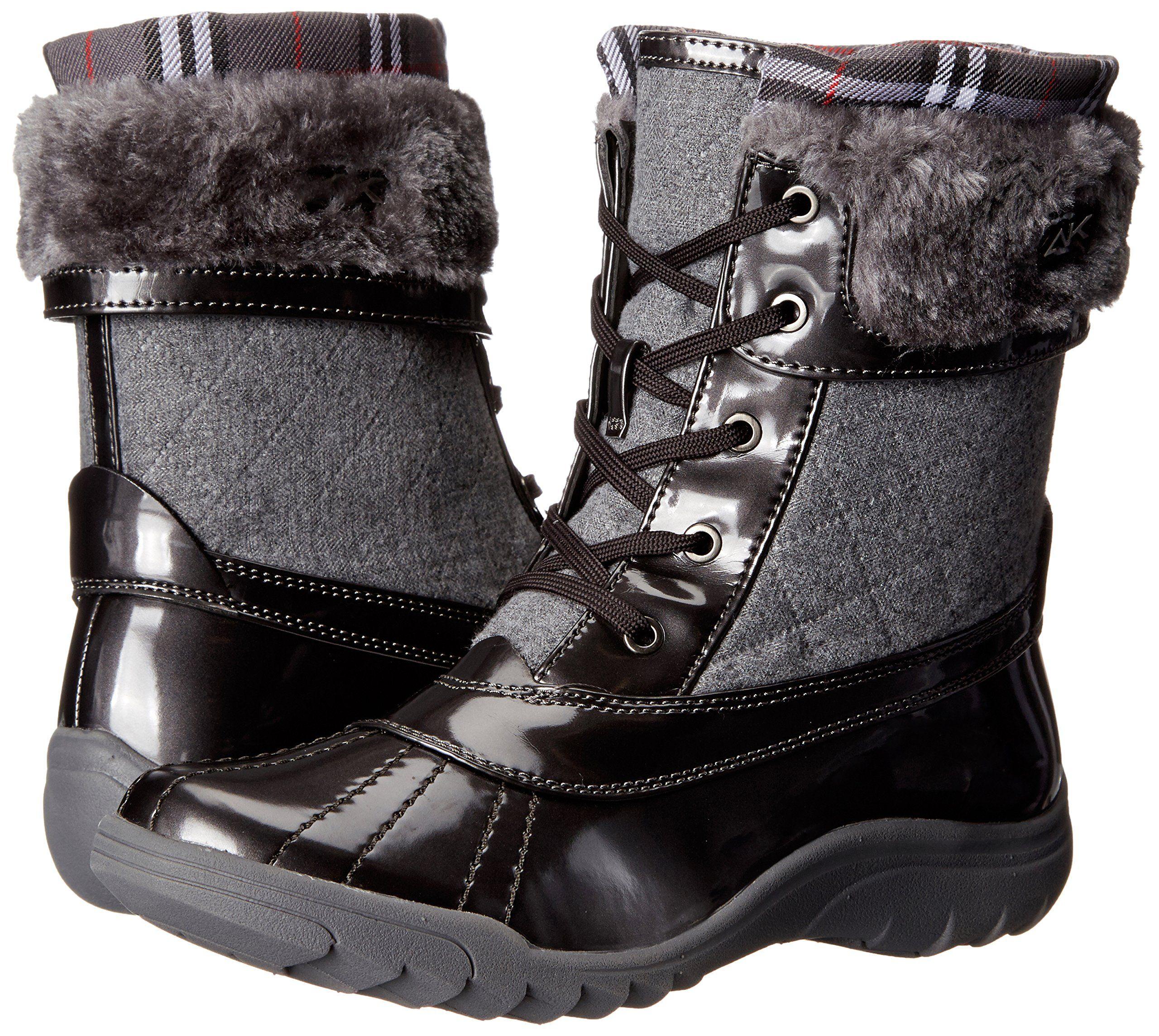details for more photos best website Anne Klein Sport Women's Grania Snow Boot   Amazon.com   Boots ...