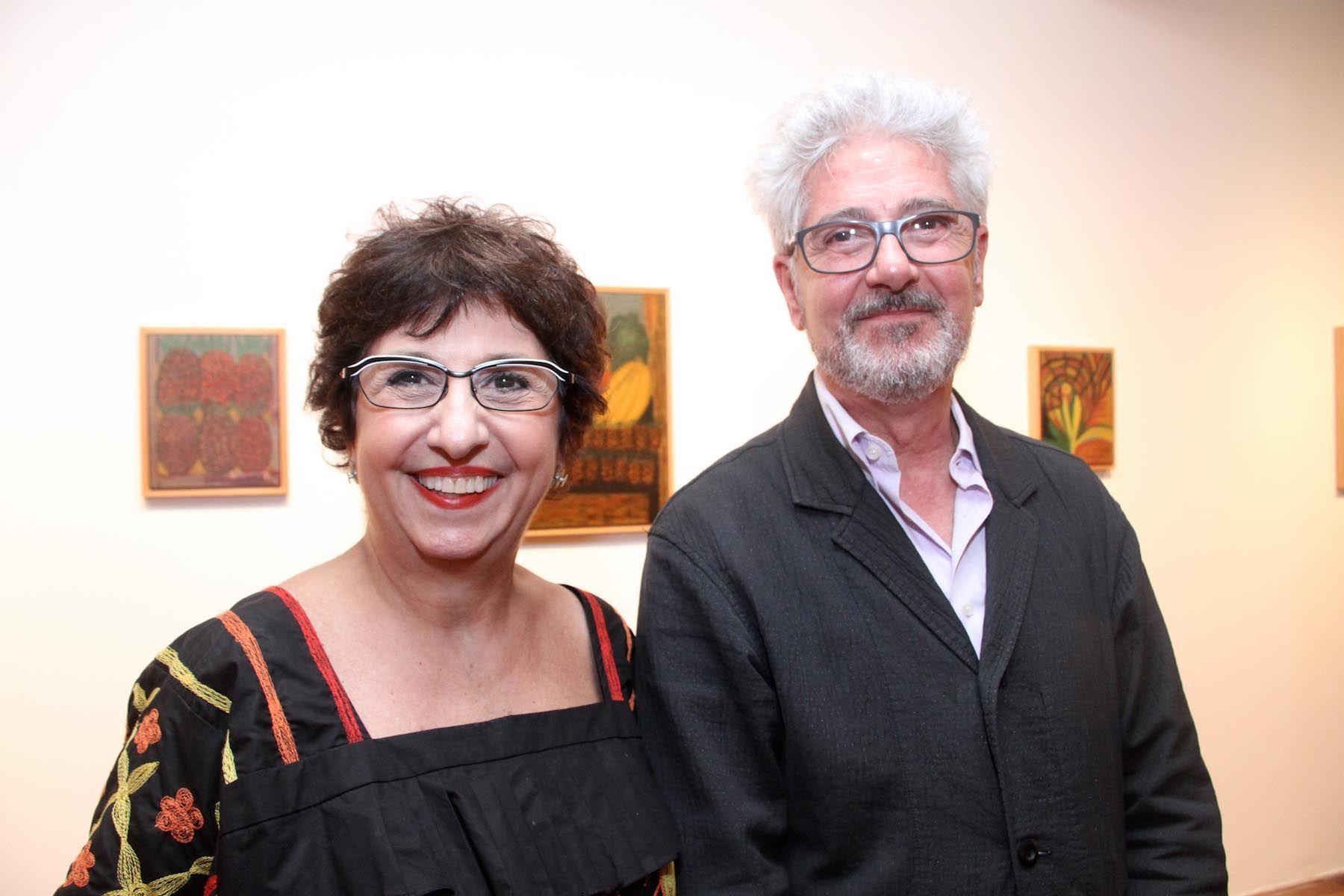 Vilma Eid e Laymert Garcia dos Santos