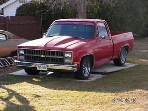 1981 Chevy Short Box Windsor Region Ontario Image 1 Chevy Pickup Trucks Chevy Trucks