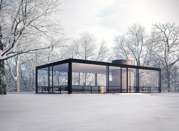 Philip Johnson Glass House johnson s glass house landmark legend marcel krenz linkedin