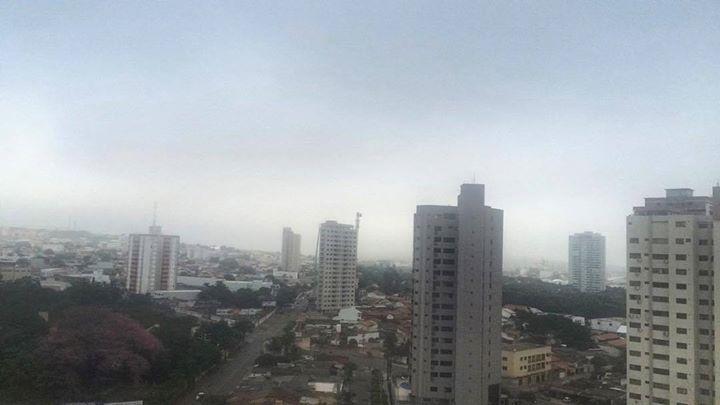 A segundona começou nublada!  Temperatura agora de 17C. Boa semana galera!  by vivaanapolis http://ift.tt/1qErvjF