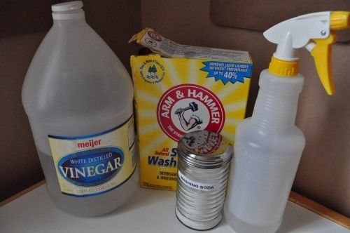 Vinegar Water Ratio For Cleaning Carpets