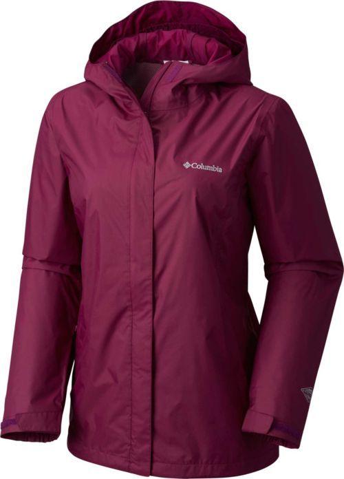 Columbia Women's Arcadia II Rain Jacket | Rain jacket ...