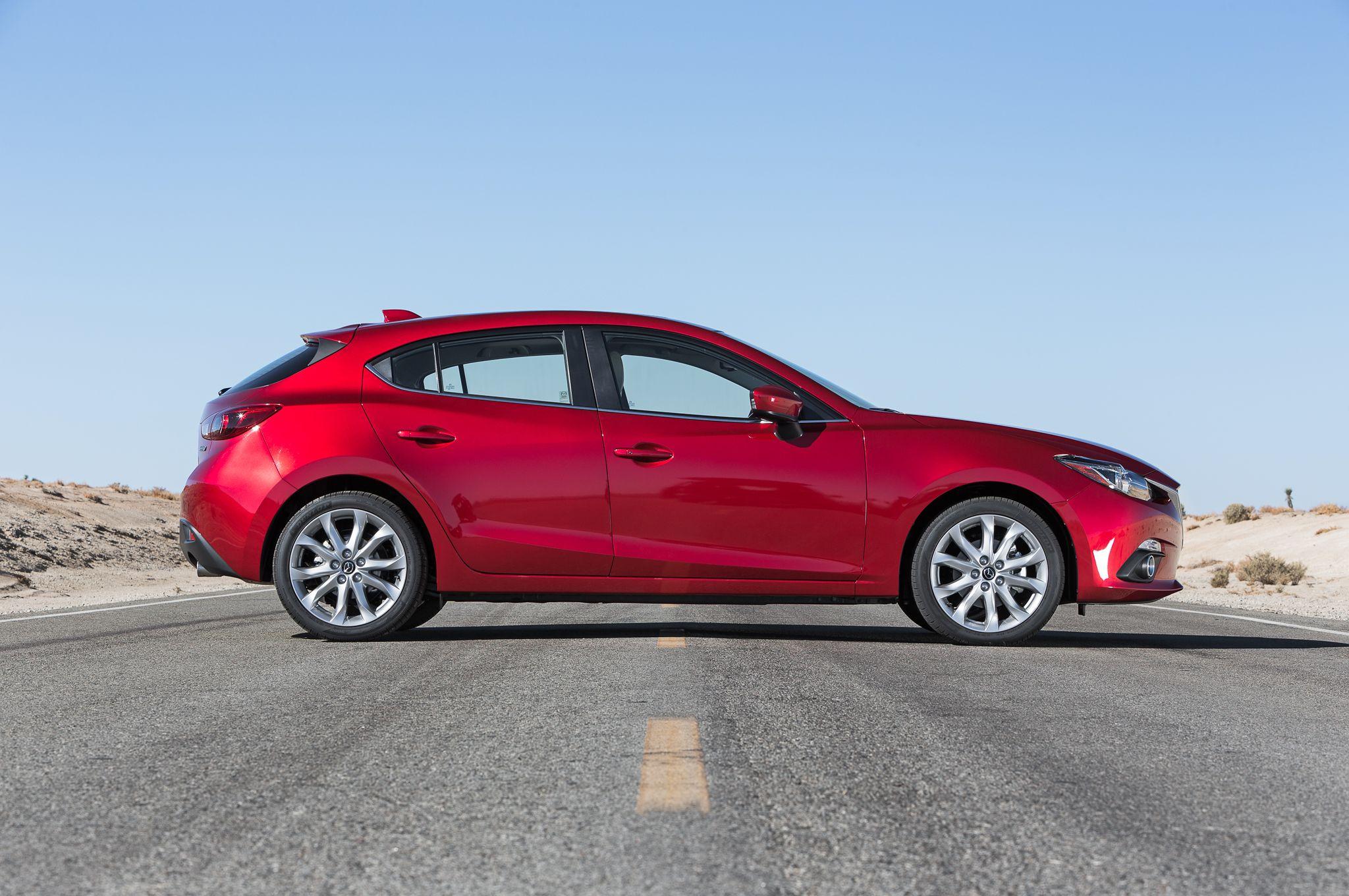 Red Mazda 3 S Mazda Pinterest