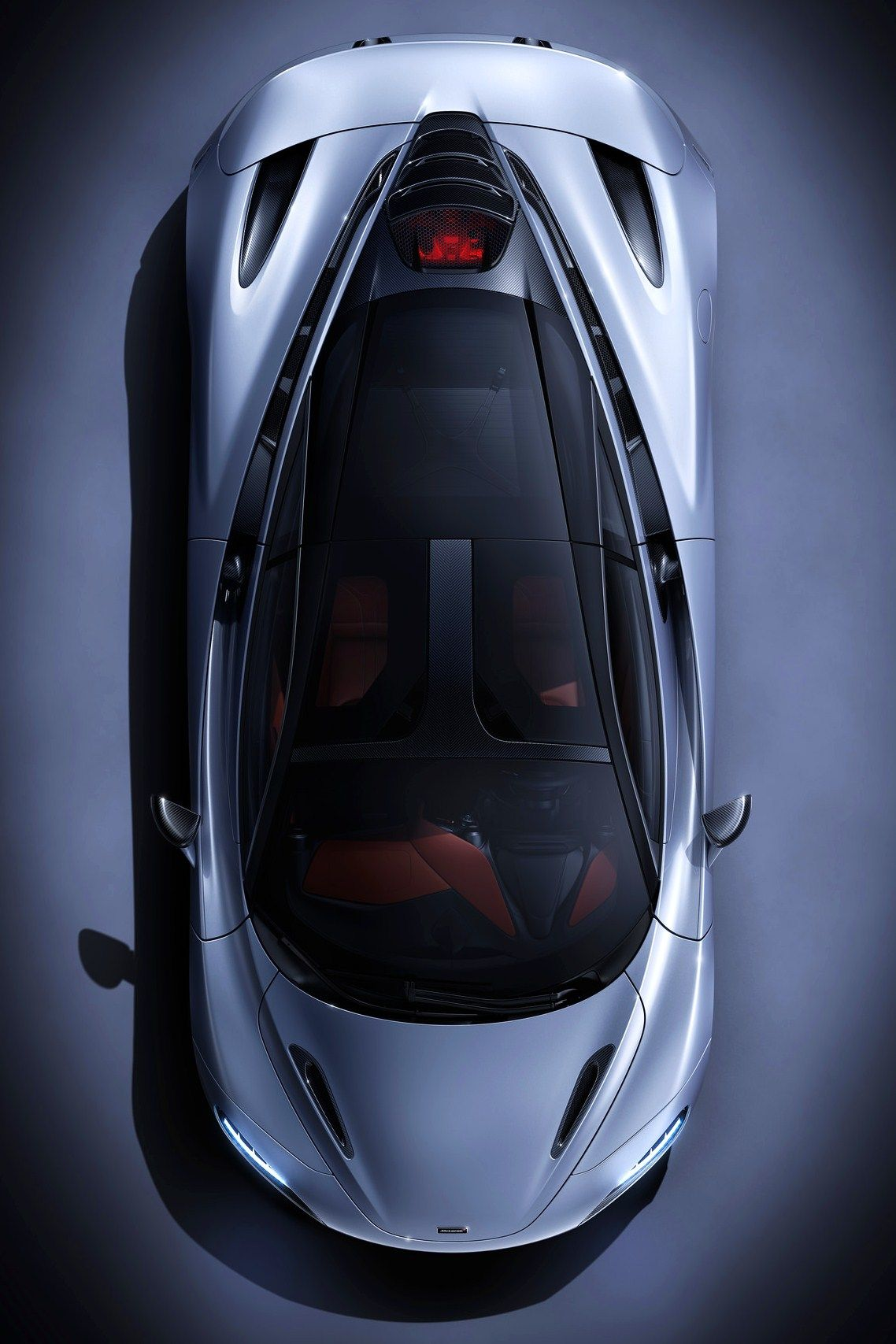 Top View Of A Mclaren 720s Cars Pinterest Cars Car Wheels And