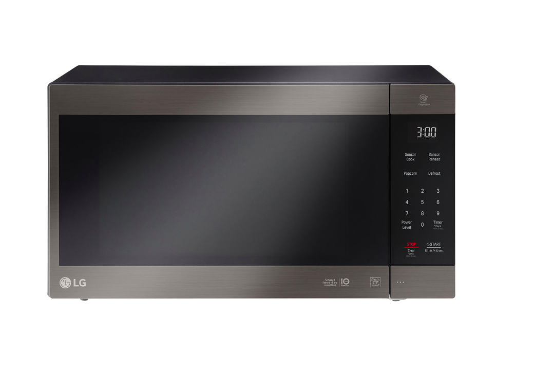 Lg 56l Neochef Black Smog Microwave Oven With Smart Inverter Ms5696hit Products4u Microwave Microwave Oven Lg Microwave